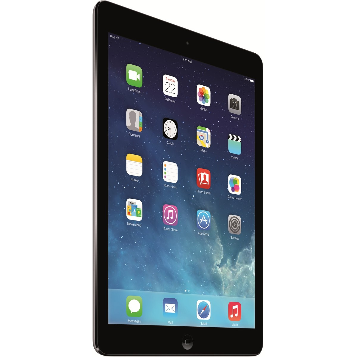 Tableta Apple iPad Air, 1 GB RAM, 16 GB, Gri