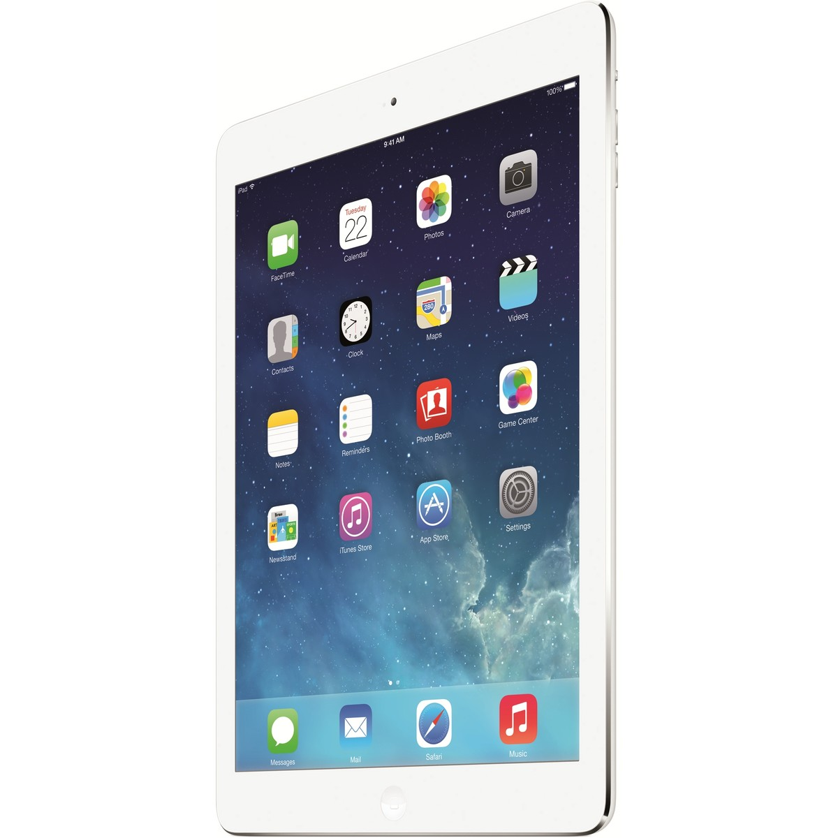 Tableta Apple iPad Air, 1 GB RAM, 16 GB, Argintiu  Rombiz